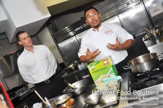 Unilever Food Solutions Chefmanship Academy 1