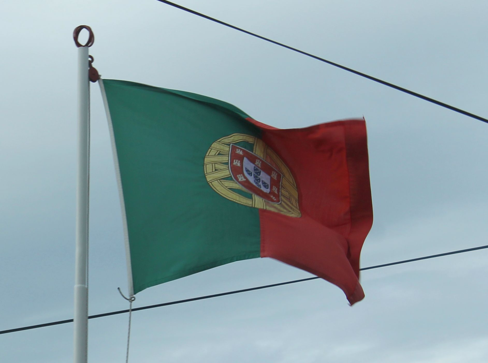 01 A Portuguese Flag to See