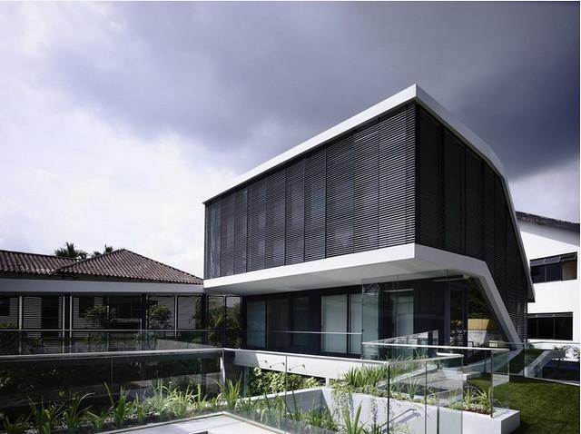11557460675 4b07f662c1 z Thiết kế ngôi nhà trên đường Andrew/ Hãng a dlab
