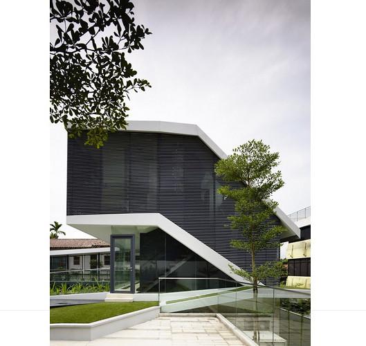 11557487924 4e5767bd31 z Thiết kế ngôi nhà trên đường Andrew/ Hãng a dlab