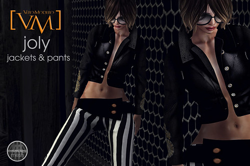 [VM] VERO MODERO  Joly Jackets&Pants 2