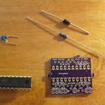 LTAR Display Assembly Step 01
