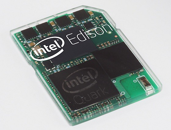 Intel Edison quark