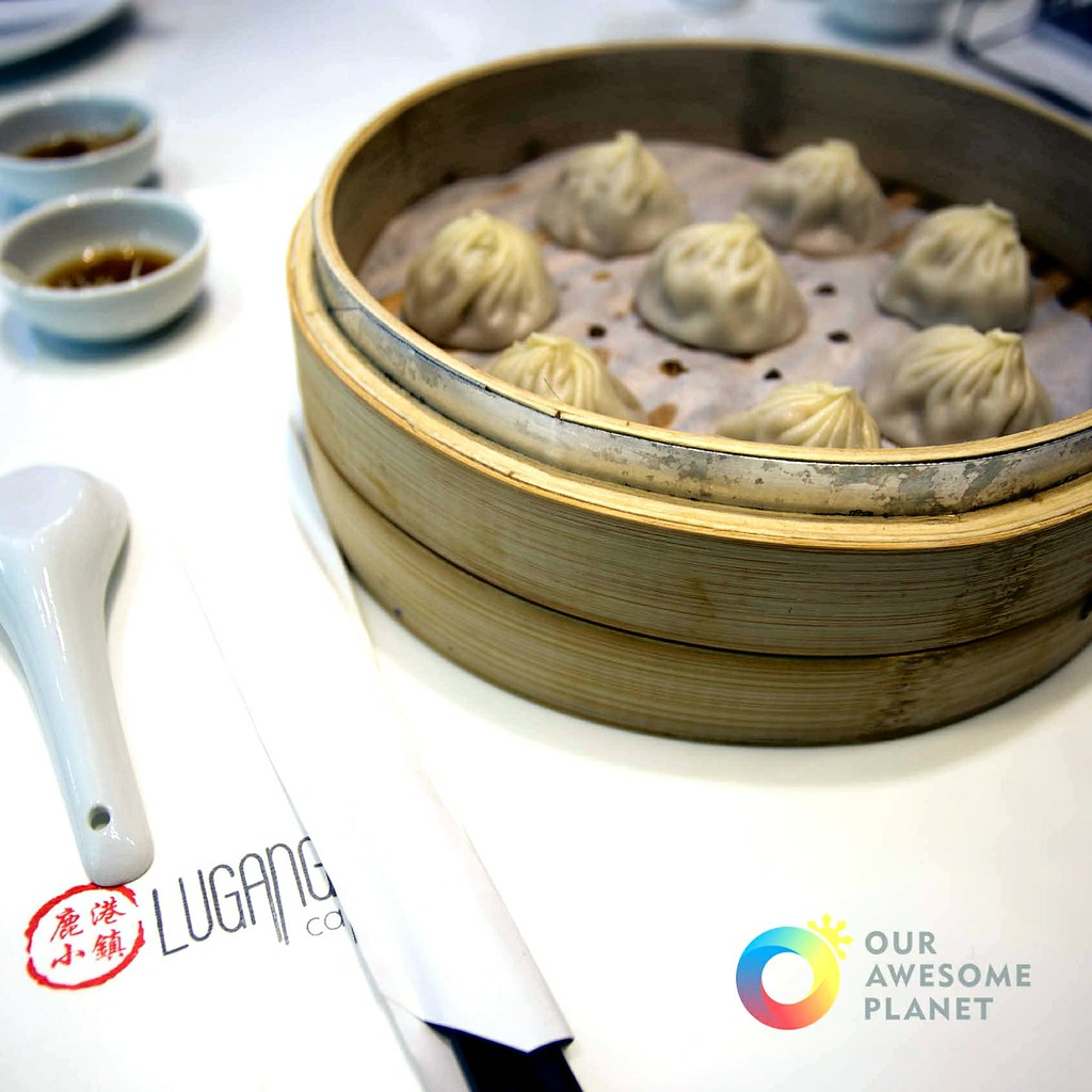 LUGANG CAFE: What to Order in the Best Contemporary Taiwanese Restaurant in Manila? @SMAuraPremier‎