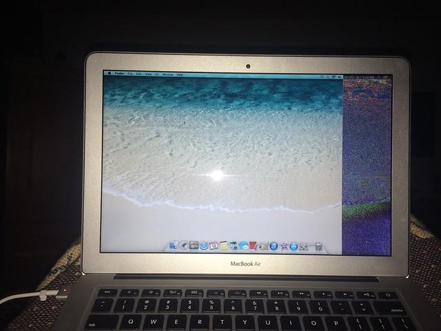 old macbook air