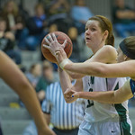 2014-01-09 -- Women's basketball vs. Augustana.