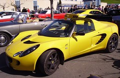 Lotus Elise Club Racer - Photo of Le Change
