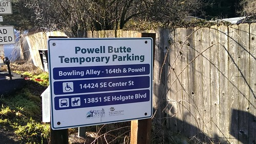 Powell Butte