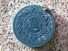 Jewish War Veterans marker [02]