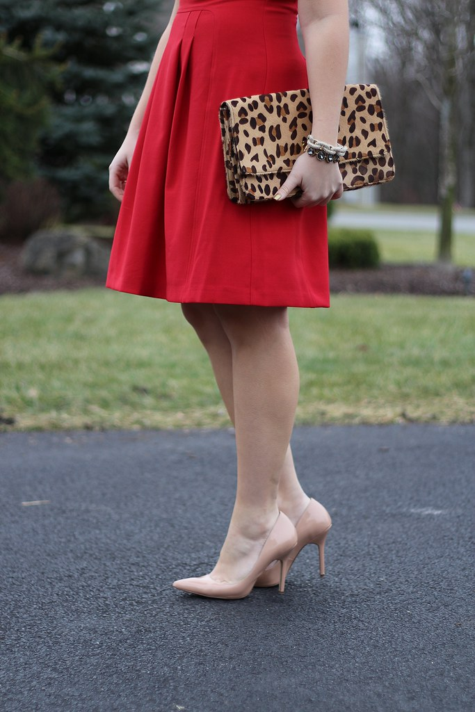 Little Red Dress. Valentine's Day Fashion on Living After Midnite.