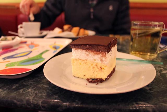 Cake at Aida Patisserie