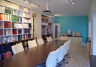Bibliothèque de l'Ifpo Amman