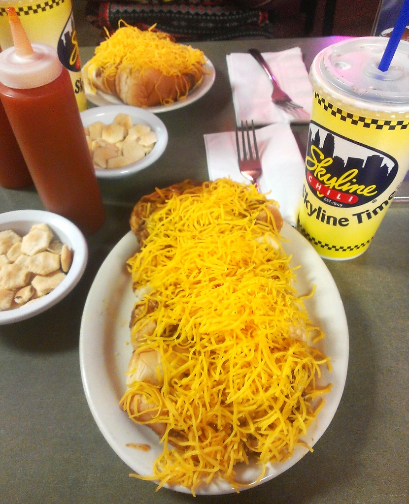 It's Skyline time!