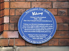 Photo of Blue plaque number 8289