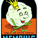 1950s Memphis Tennessee Cotton Carnival decal by ⓑⓘⓡⓒⓗ from memphis
