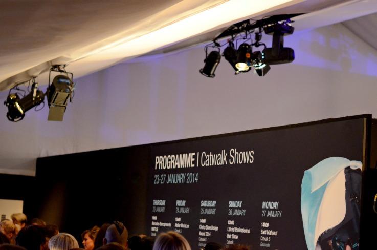 Amsterdam Fashion Week 2014