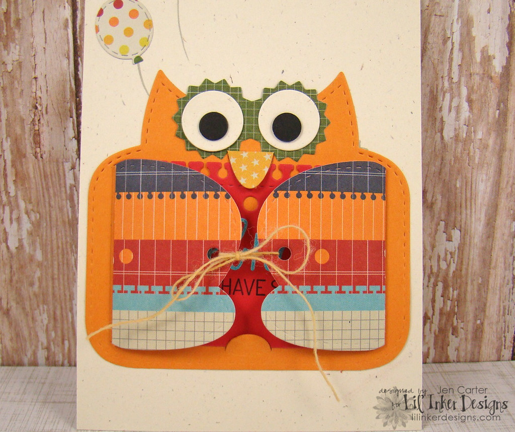 Give a Hoot Wiser Inside CLoseup