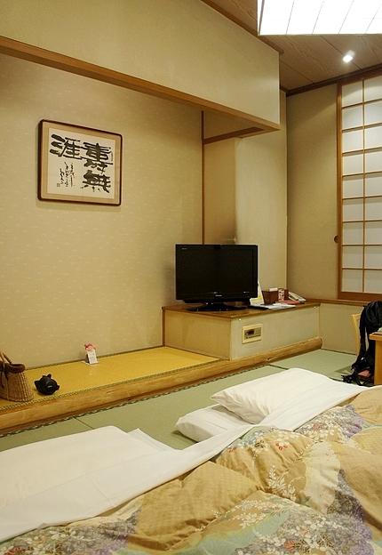 橫手溫泉旅館美食27
