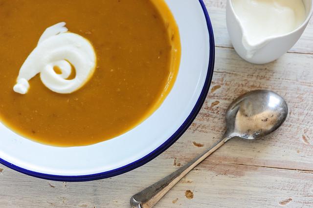 no chop butternut soup-2