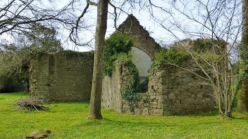 147 Église en ruines Saint-Thomas de Lithaire