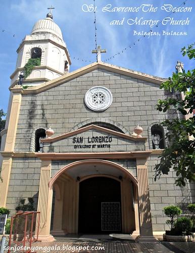 Balagtas Church