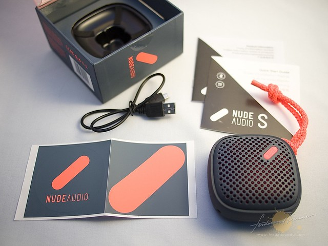 Unboxing the NudeAudio Move S