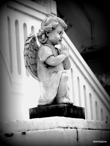 Cherub in Prayer