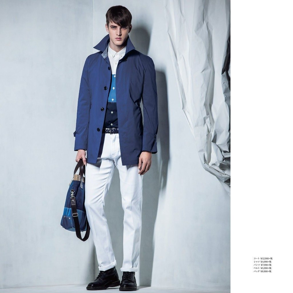 James Smith0189_m.f.editorial Men's Spring Collection 2014