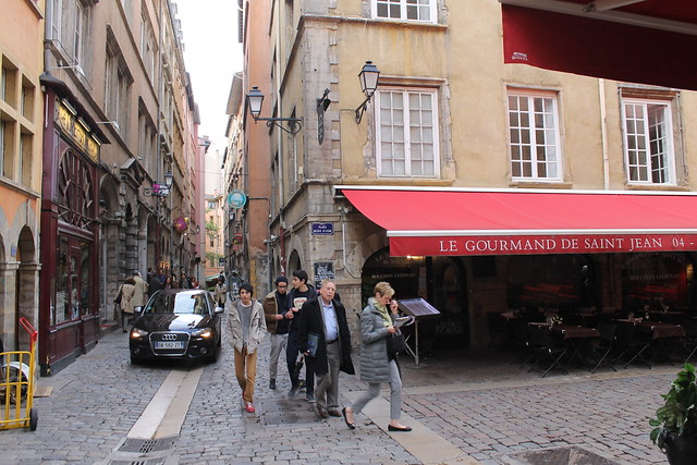 Vieux Lyon by CC user ironypoisoning on Flickr