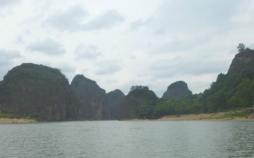 Jiangxi-Longhu Shan-3 Radeau (66)