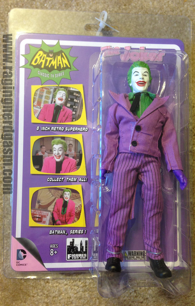 Classic Batman by Figures Toy Coompany The Joker
