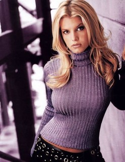 jessica simpson turtleneck-0