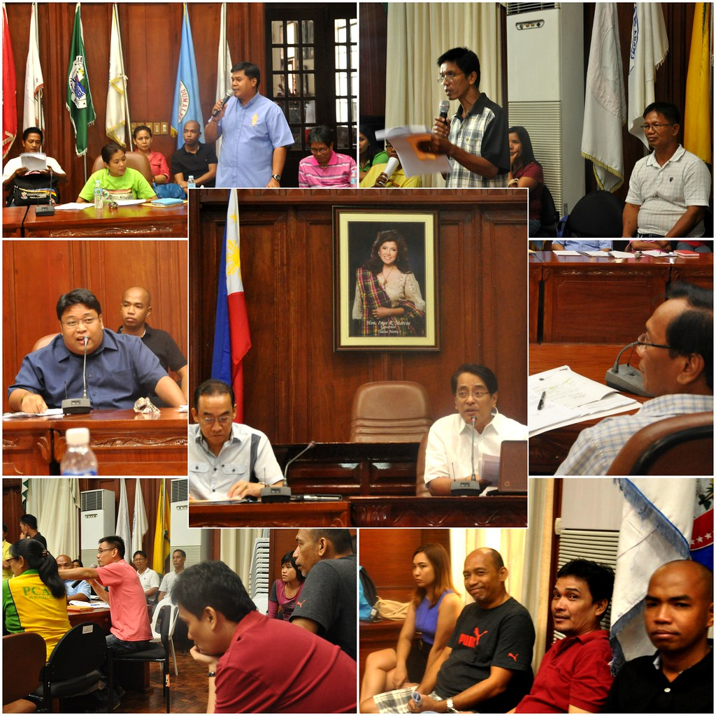public hearing re: draft provincial resolution - rationalizing the position of the Provincial Government of Ilocos Norte on black sand mining