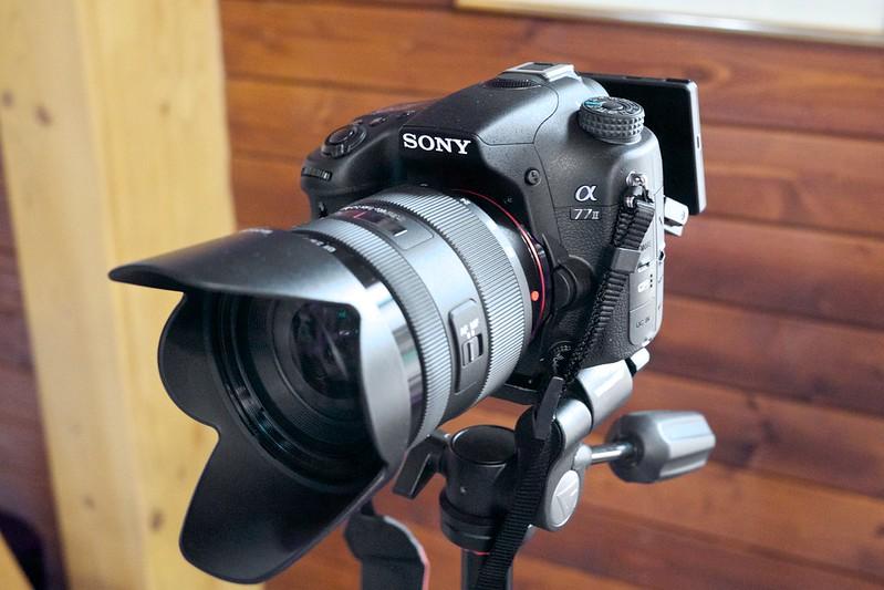 Sony A7s presentation