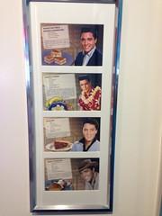 Elvis Presley's favorite recipes