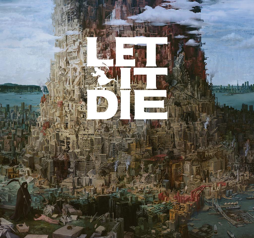 Let it Die - Suda 51