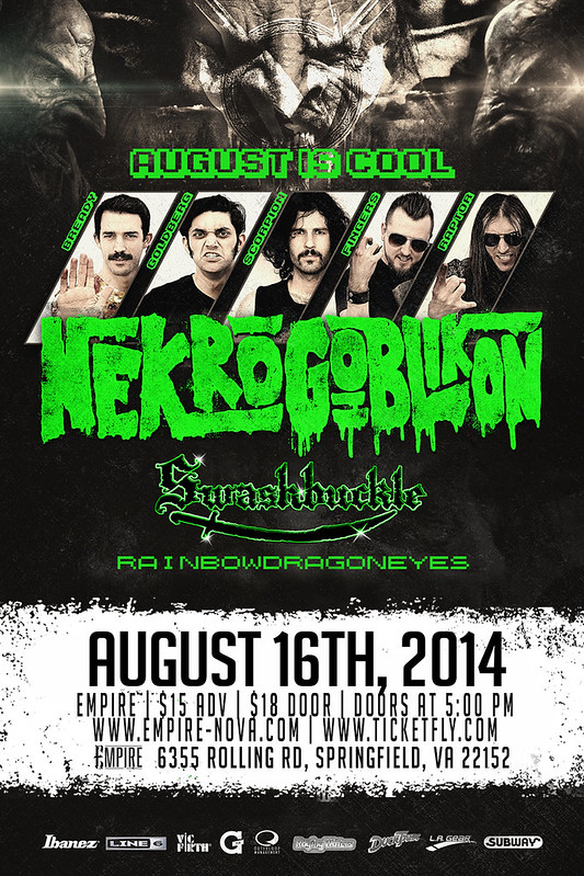 Nekrogoblikon at Empire
