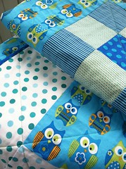 https://www.etsy.com/listing/194400160/blue-owls-baby-quilt-for-boywall-hanging