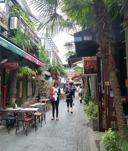 Shanghai-Concession francaise-Tianzifang (3)