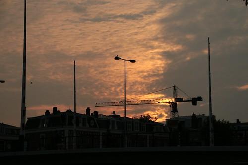 Amsterdam, lungo Amstel
