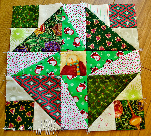 Riddle and {Whimsy} Gypsy Wife June Block