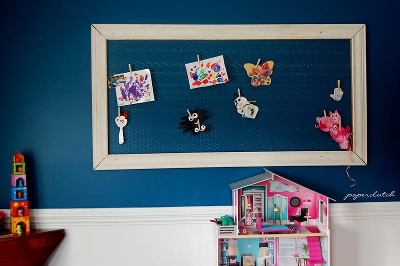 Kids Art Display BArtDisplayA