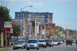 Detroit - Michigan Central from Vernor and Morrell - July 9, 2014