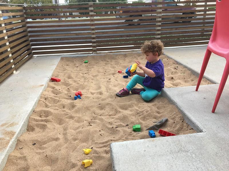 Sandbox!
