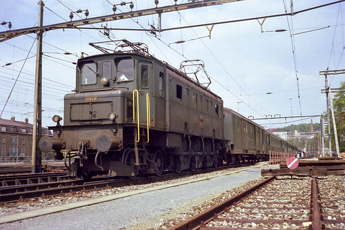 Winterthur | CH-ZH (Zürich) | 13.05.1979 | SBB-Ae 3/6 I 10648