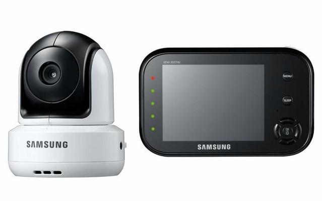 camara ip Samsung
