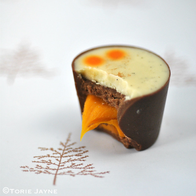 Carrot Cake chocolate