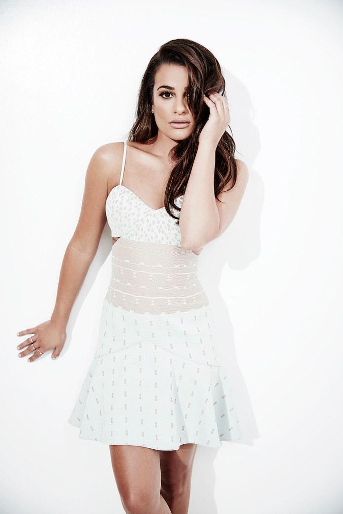 Лиа Мишель — Фотосессия для «Королевы крика» на «Summer TCA» 2016 – 13