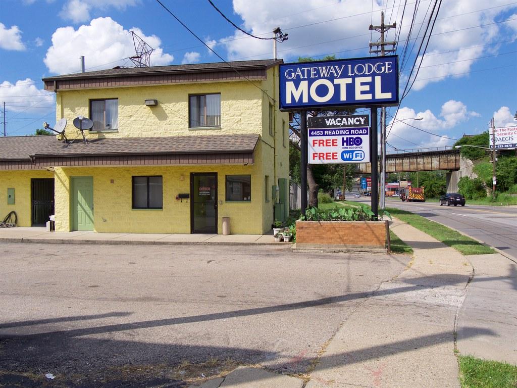 Motel  Longview