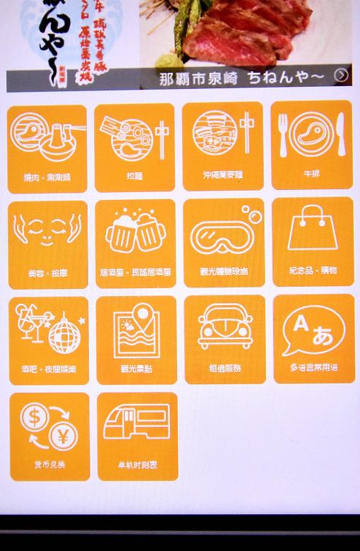 日本沖繩天天旅優惠券機自助旅行07